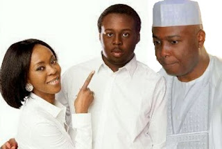 Saraki and Family