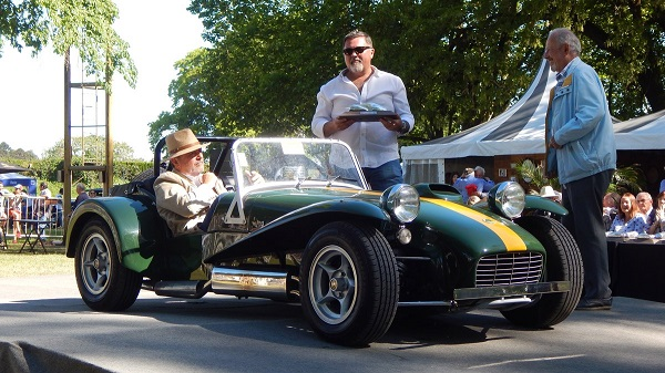 Lotus Seven 1969