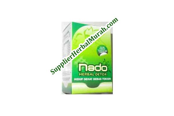Nado - Herbal Detoksifikasi 60 Kapsul