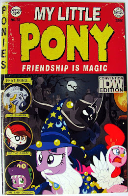 MLP:FiM #32 convention cover
