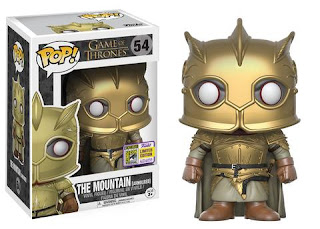 Pop! Game of Thrones: The Mountain (Armored).