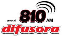 Rádio Difusora AM 810 de Jundiaí SP
