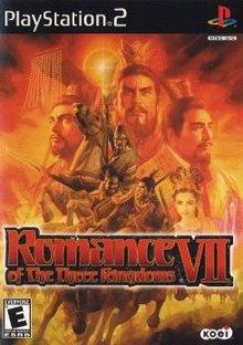 Romance of the Three Kingdoms VII