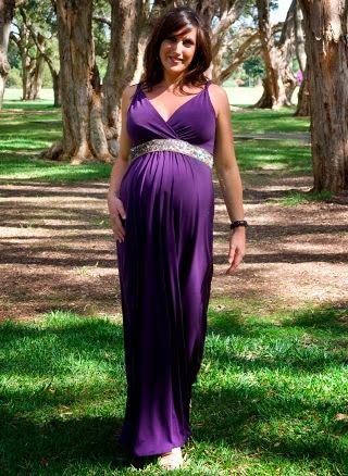 stylizacje ciążowe na wesele