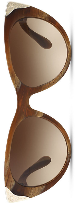 Ralph Lauren Western Cat Eye Sunglasses