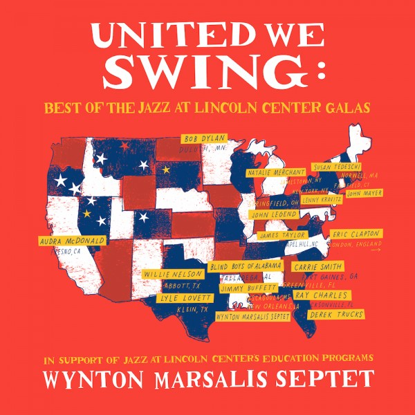 WYNTON MARSALIS; UNITED WE SWING