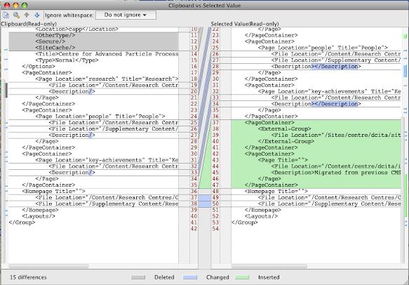 How to test XML files using XMLUnit