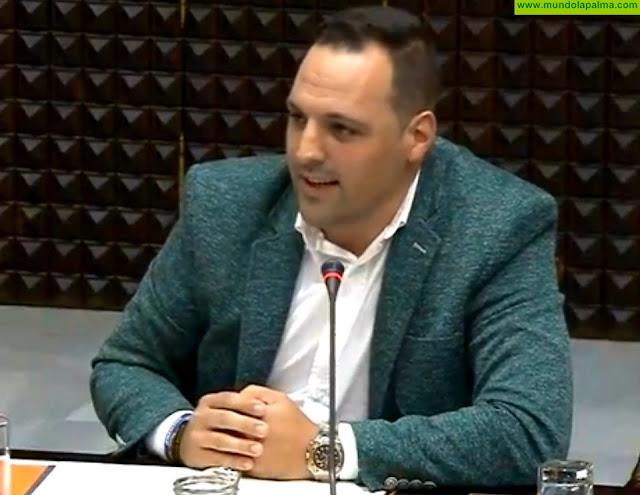Jonathan Felipe lamenta que el proyecto de presupuesto aprobado por el Gobierno de Canarias no contemple la partida destinada al Colegio de Botazo