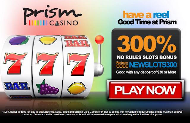 Visit Prism Casino now