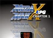juegos megaman x rpg