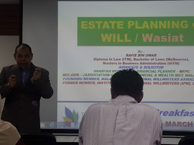 Rafie Omar Estate Planning