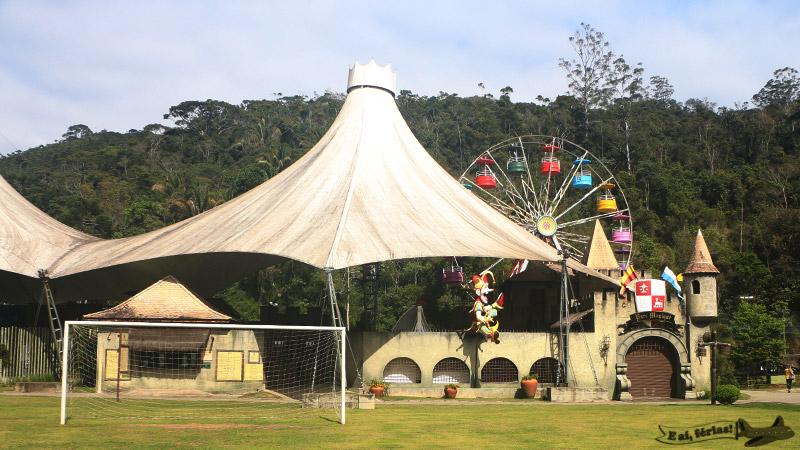 Parc Magique, Le Canton, Teresópolis, RJ