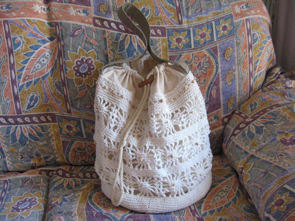 Le borsette di tilly e altre fatiche borsa di spago for Burda uncinetto