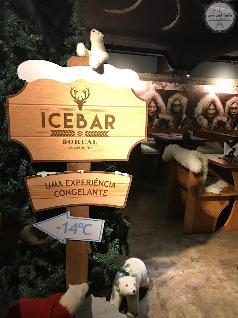 Icebar Boreal Gramado