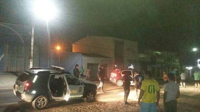 Bandidos Explodiram Agencia do Bradesco na Madrugada desta Sexta(25) em Bom Jesus-RN