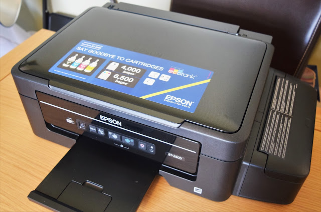 Epson EcoTank ET-2500 Multifunction Printer