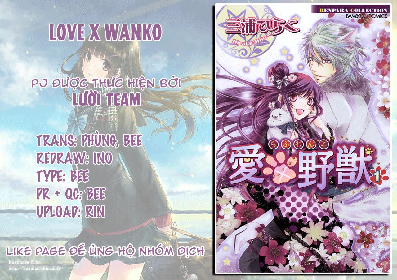Love x Wanko Chap 0.2 - Next Chap 1
