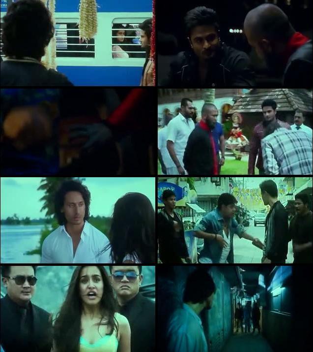 Baaghi 2016 Hindi DVDScr