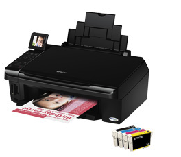 Epson Stylus TX410 driver Software official Link download