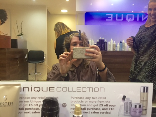 Unique salon system profession range review