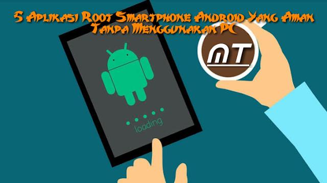 aplikasi root android