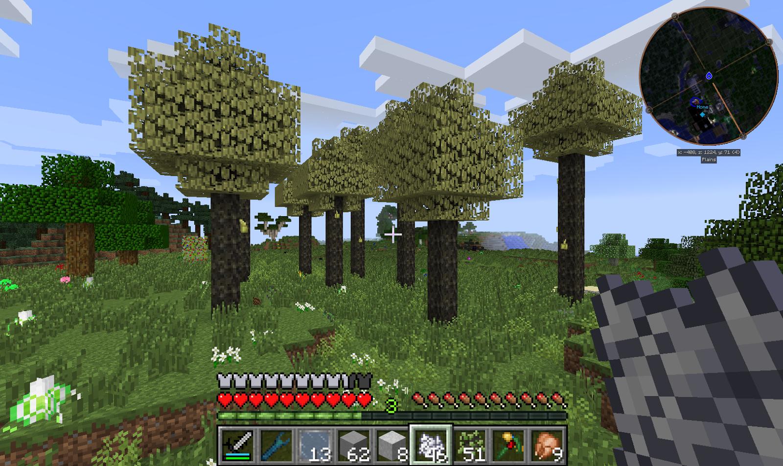 Modjo Minecraft: 2014