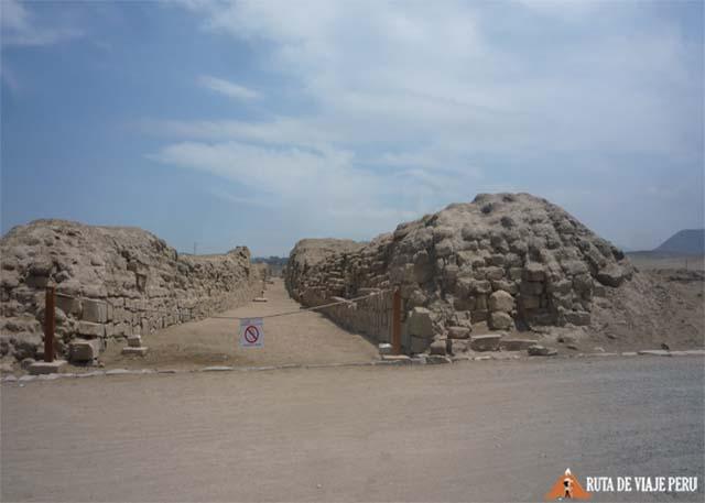 Camino Inca  Zona Arqueologica Pachacamac
