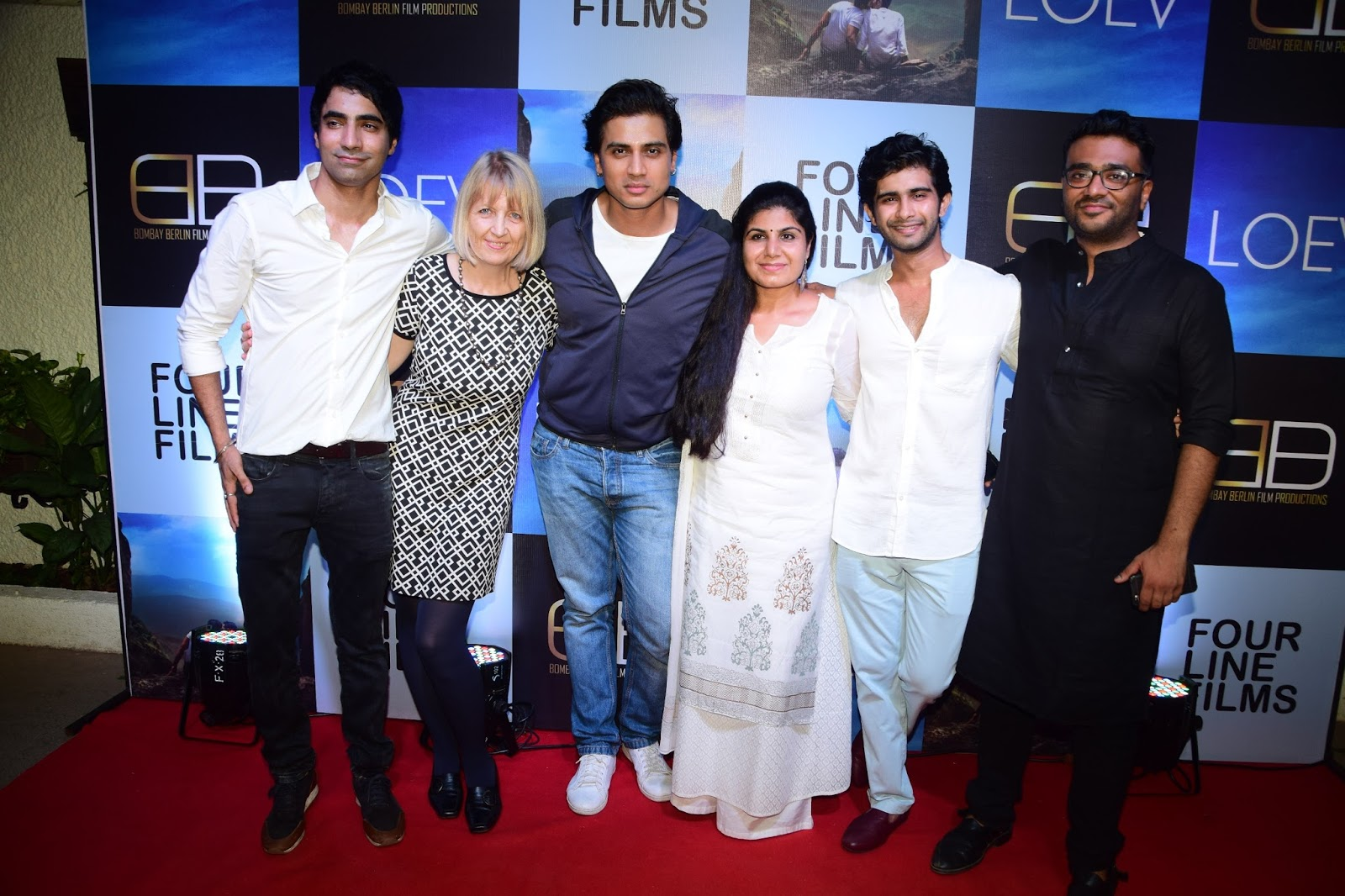 46c8430924d A Star Studded Screening of Sudahanshu Saria s LOEV The exclusive red  carpet screening of Sudhanshu Saria s  LOEV  was a star studded affair