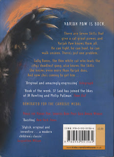 the outlaw varjak paw read online free