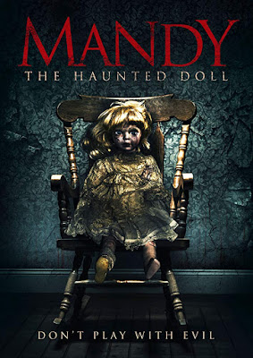 Mandy The Haunted Doll 2018 DVD R1 NTSC Sub