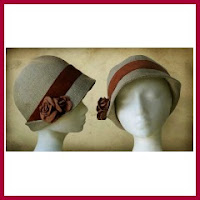 Gorro Downton Abbey