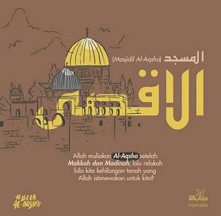 Al-Aqsha Adalah Urusan Agama Kajian Ustadz Felix Siauw