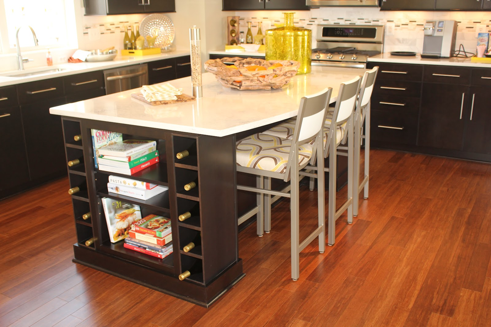 Kitchen Table Islands Cabinets Katherine Salant's House Thoughts: If A Kitchen Island