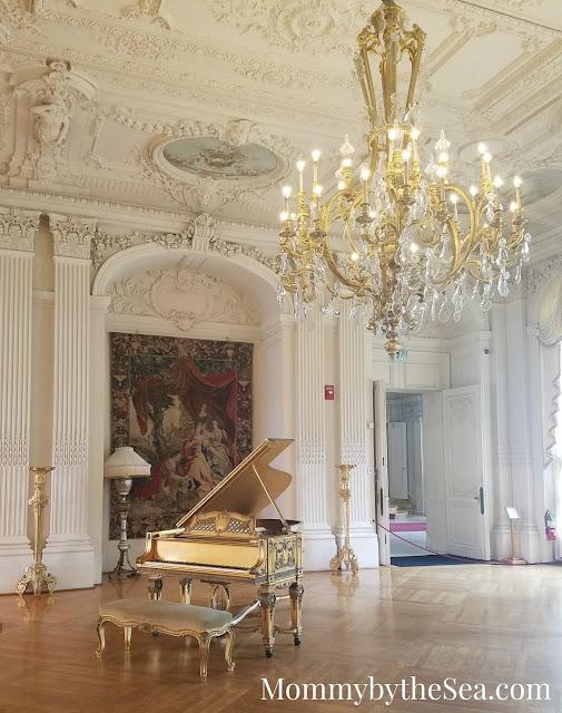 Newport Mansions, RI, Ballroom, Gatsby