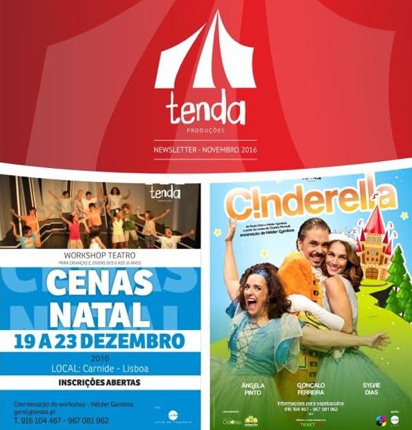 """A magia de """"Cinderella"""" no Centro Cultural da Malaposta"""