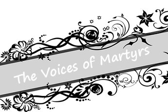 The Voices of Martyrs title image