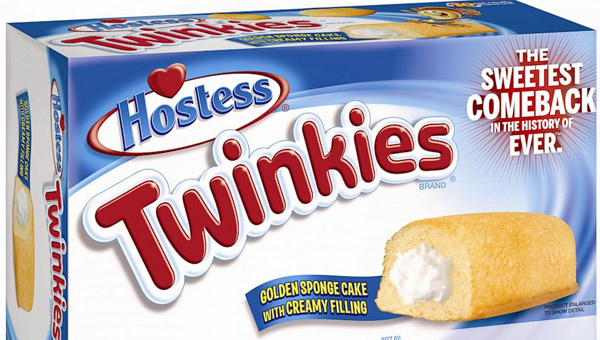 Twinkies London Film Comic Con