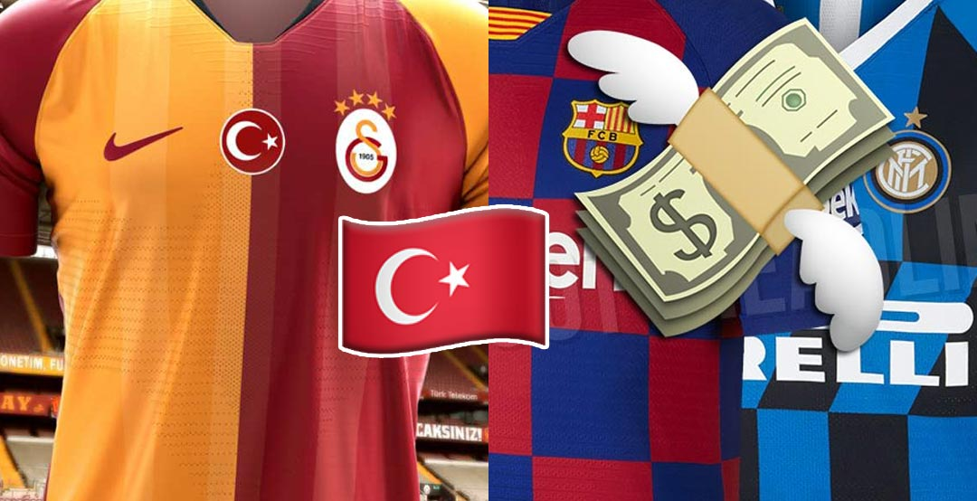 new products 7ac6c 00de2 Offizielle Nike 19-20 Trikots Kosten in der Türkei viel ...