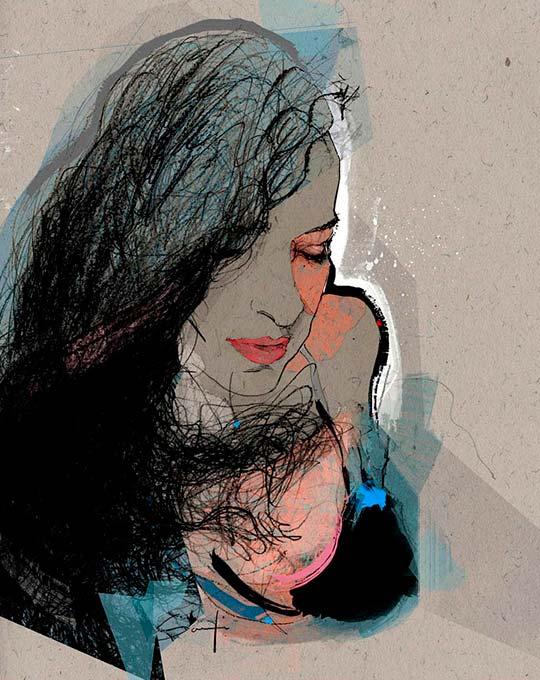 Ilustración de Gabriel Villena