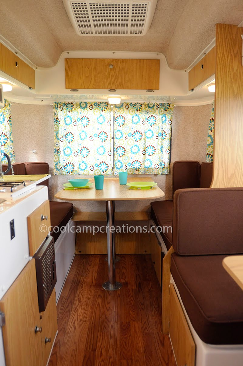 Casita Travel Trailer Interior Remodel  Cool Stuff for the Cool Camper