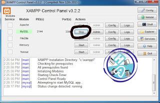 Cara Mengakses MySQL di CMD (Command Prompt)