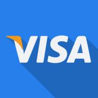 visa shadow icon