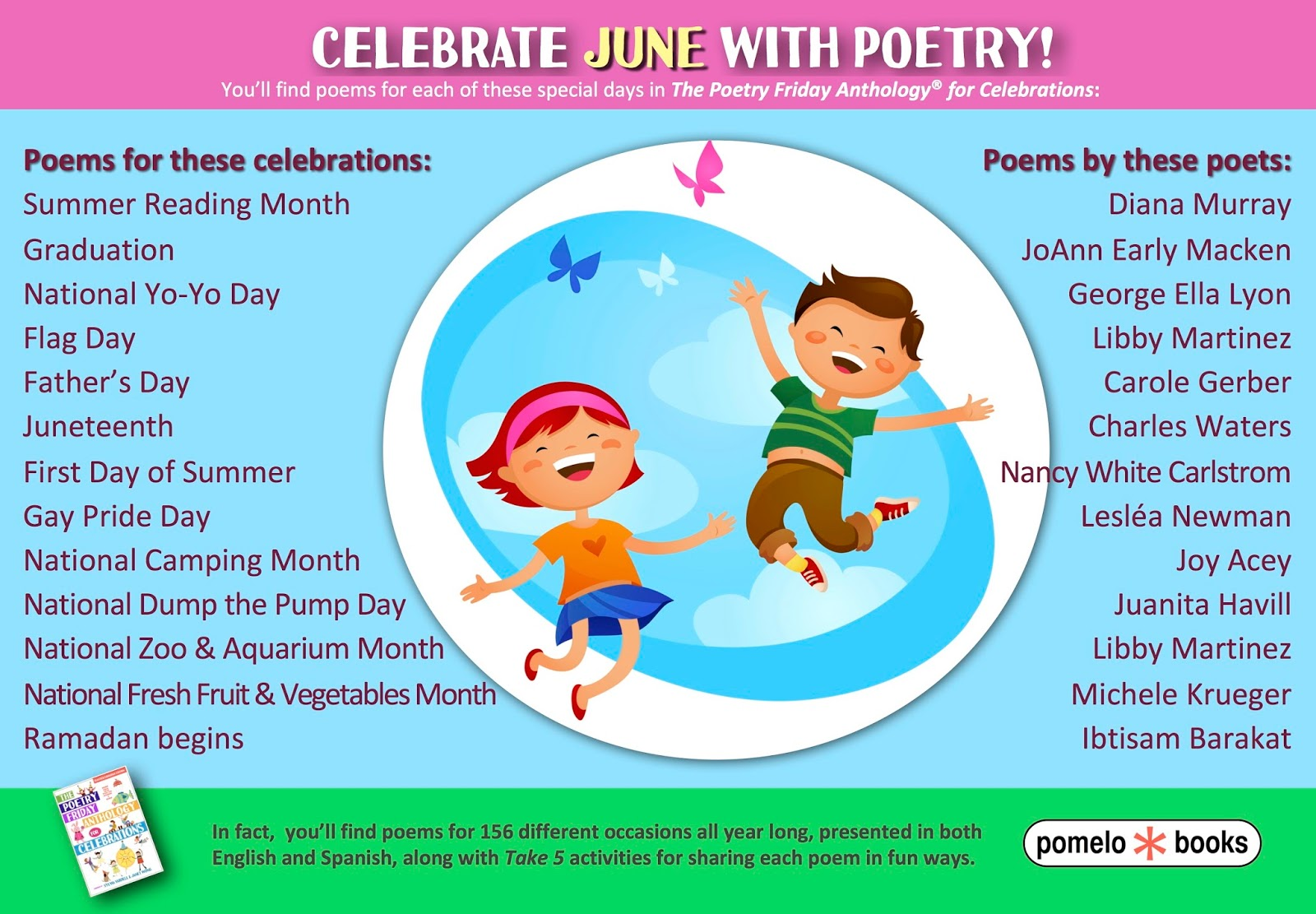 poems with regards to summer