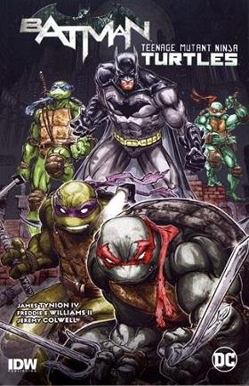 Batman vs Teenage Mutant Ninja Turtles 2019 English 300MB WEB-DL ESubs 480p