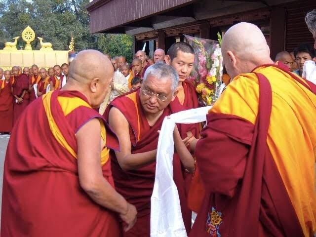 Lama Zopa Rinpoche Founder of Kopan Monastery