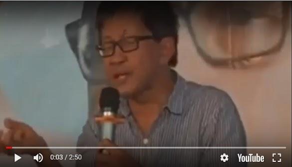 Detik-Detik Video Rocky Gerung Sebut Haji Agus Salim 'Kayak Kambing' Ramai Dibahas