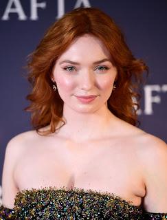 Eleanor Tomlinson At 2019 BAFTA Film Gala in London 02/08/2019