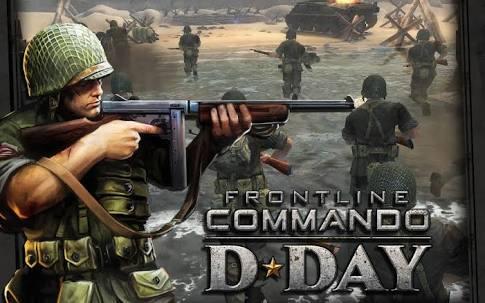 D-day commandi game seru tidak membosankan