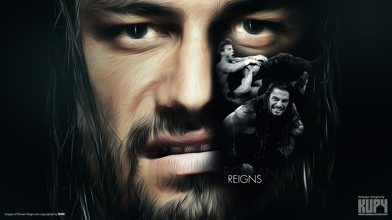 Roman Reigns 2014 Wallpapers  Wallpapers