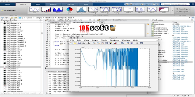 MathWorks MATLAB R2016a offline installer Free Download
